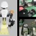 人と一緒に働くヒト型ロボット  NEXTAGE